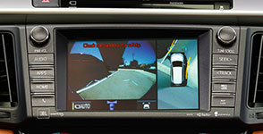 2016 Toyota RAV4 Bird's Eye View Camera