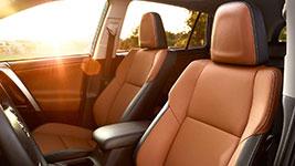 2016 Toyota RAV4 Refined Cabin