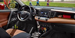 2017 Toyota RAV4 Entune Infotainment