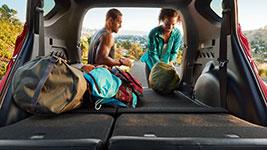2017 Toyota RAV4 Versatile Cargo Hold