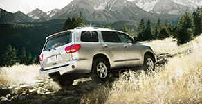 2016 Toyota Sequoia Multi-Mode 4WD