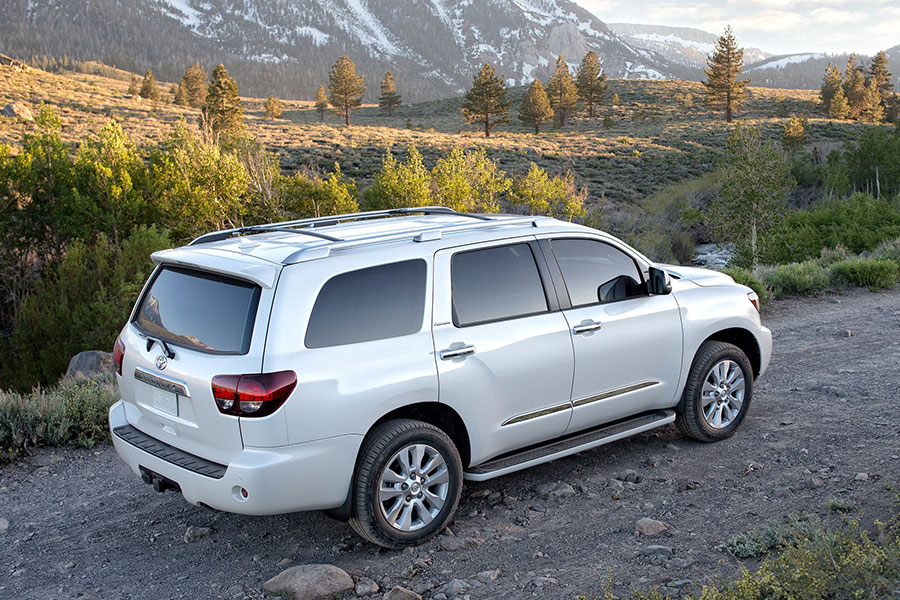 2019 Toyota Sequoia Rugged