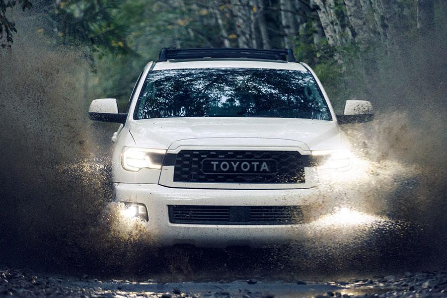 2020 Toyota Sequoia Off-Road