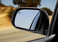 2016 Toyota Sienna Blind Spot Monitor