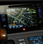 2016 Toyota Sienna Integrated Navigation