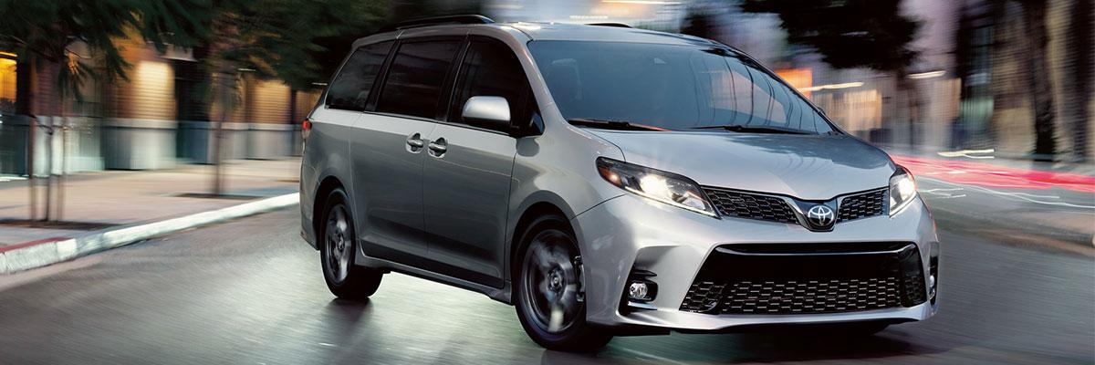 2020 Toyota Sienna | Swope Toyota
