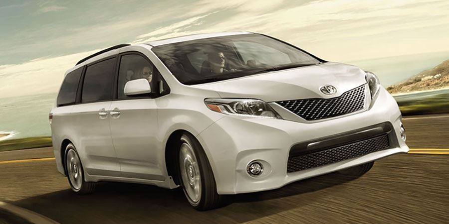 Used Toyota Sienna Gen 3 Large