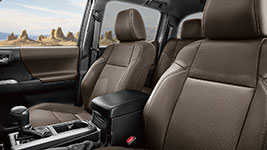2017 Toyota Tacoma Supportive Seating