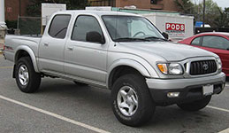 first generation toyota tacoma review