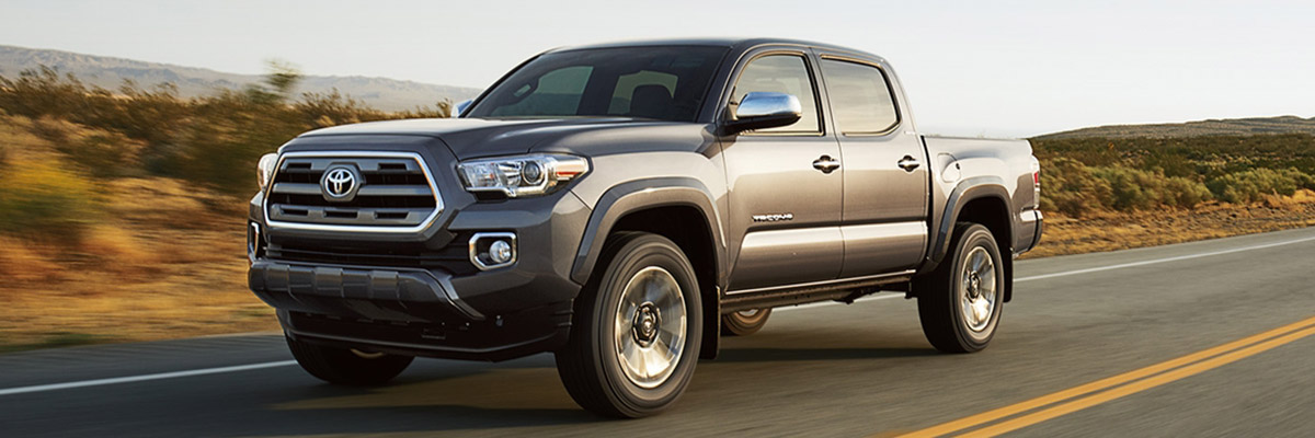 Used Toyota Tacoma Buying Guide