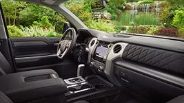 2016 Toyota Tundra Refined Cabin