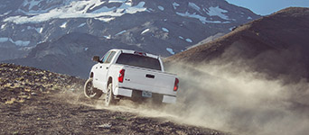 2016 Toyota Tundra Rugged Off-Road Ride