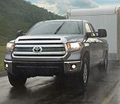 2016 Toyota Tundra Tow/Haul Mode