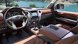 2017 Toyota Tundra Impressive Cabin Sizes