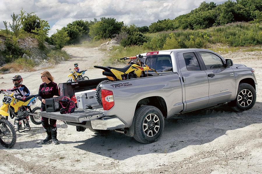 2018 Toyota Tundra Off Road