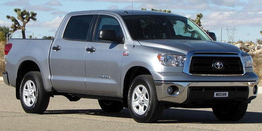 Used Toyota Tundra Gen 2