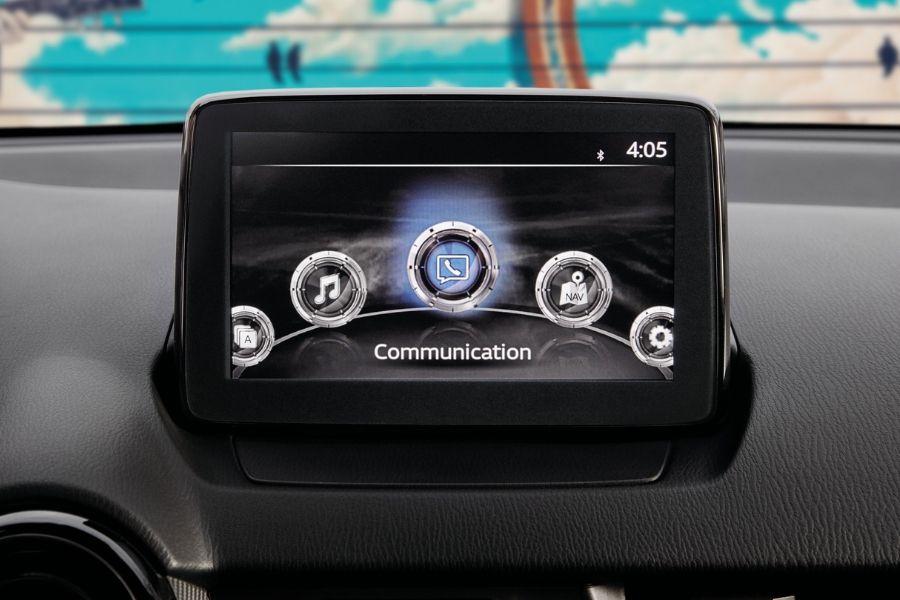 2020 Toyota Yaris Technology
