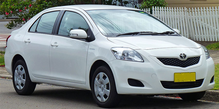 Used Toyota Yaris Gen 2