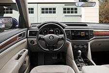 2018 Volkswagen Atlas Digital Cockpit