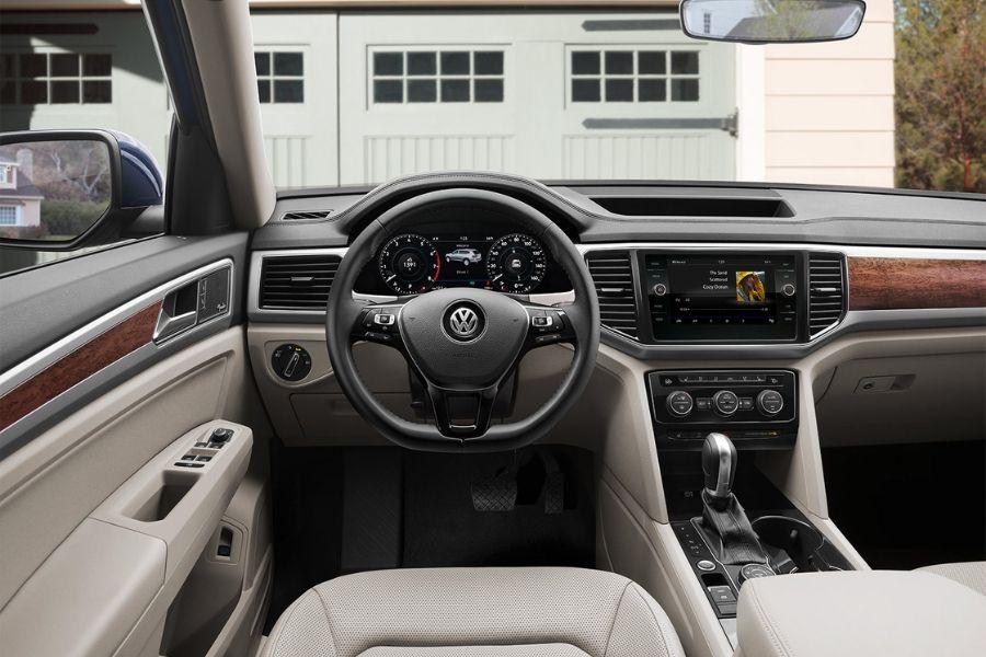 2019 Volkswagen Atlas Safety
