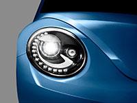 2017 Volkswagen Beetle Bi-Xenon Headlights