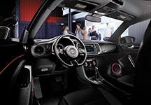 2017 Volkswagen Beetle Upscale Console