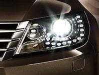 2017 Volkswagen CC Bi-Xenon Headlights
