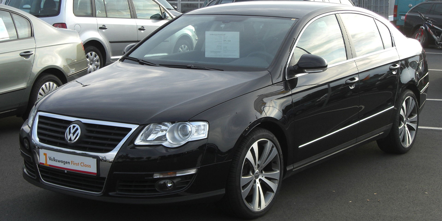 Used Volkswagen Passat Third Generation