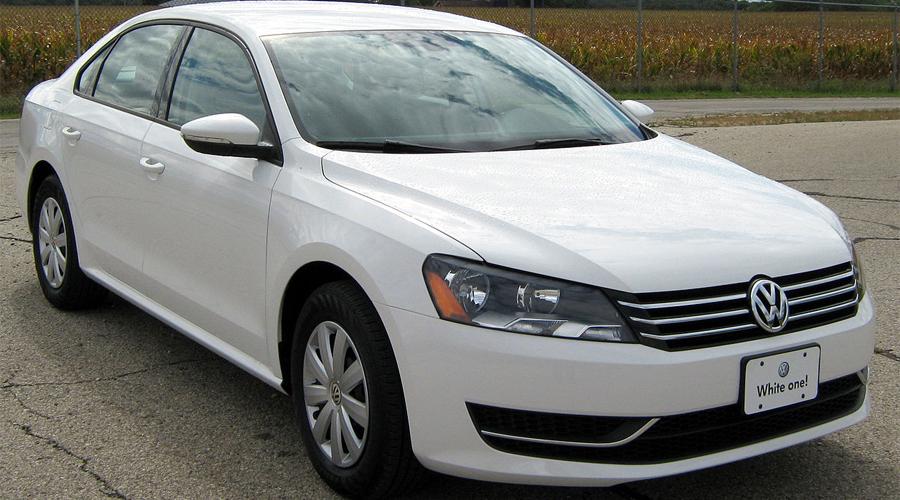 Used Volkswagen Passat Fourth Generation