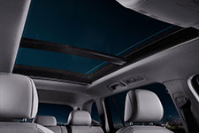 2018 Volkswagen Tiguan Panoramic Sunroof
