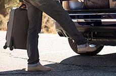 2017 Volkswagen Touareg Hands Free Tailgate