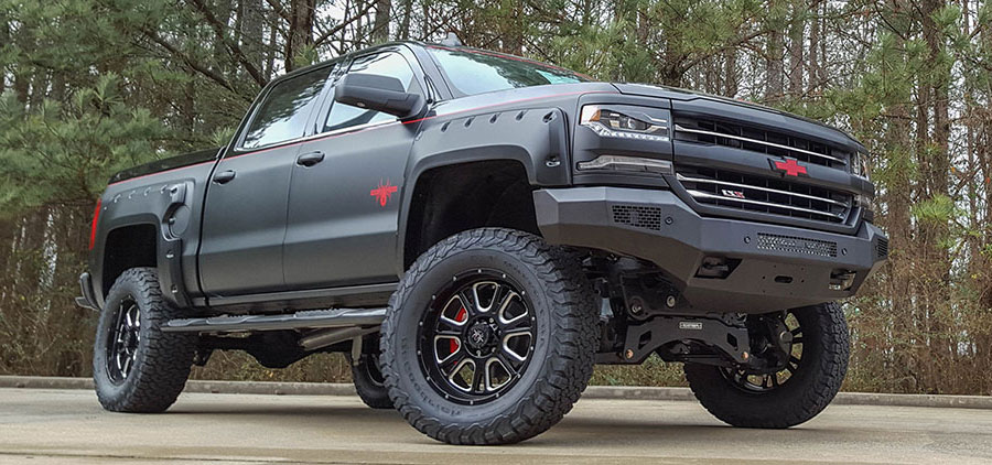 Should You Lift a Used Truck or a New Truck?