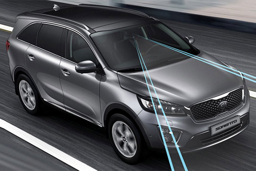 Kia Technology Lane Departure Warning