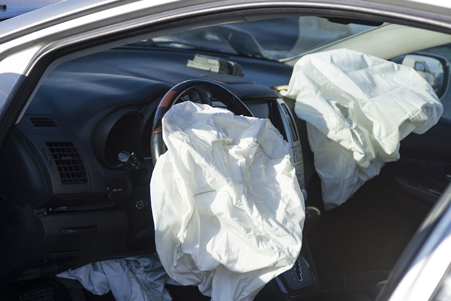 Airbags Deployed