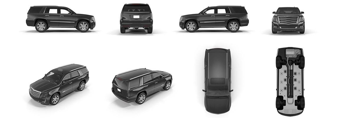 Luxury Used SUVs