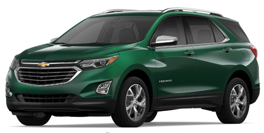 2019 Chevrolet Equinox Ivy Metallic