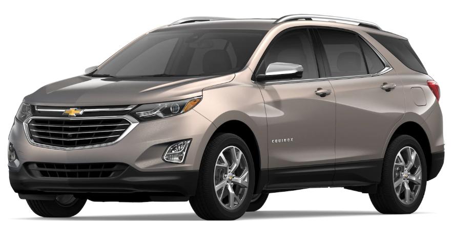 2019 Chevrolet Equinox Pepperdust Metallic