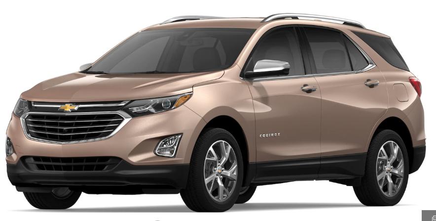 2019 Chevrolet Equinox Sandy Ridge Metallic