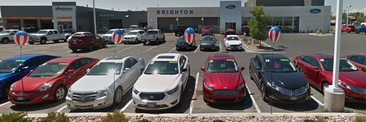 Brighton Ford Inventory
