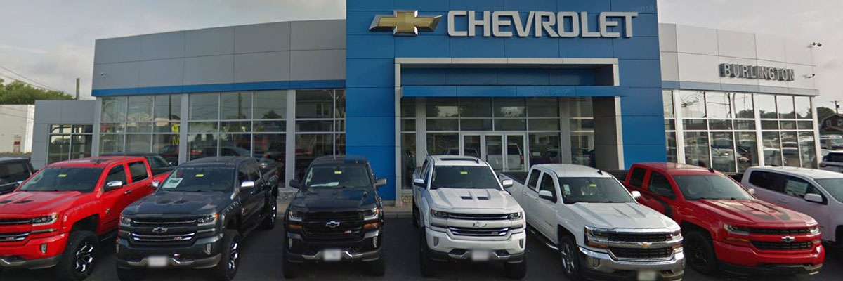Burlington Chevrolet Jobs