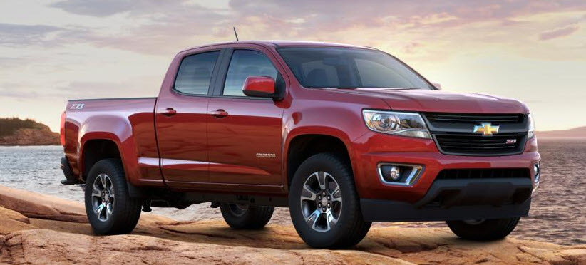 2015 Chevy Colorado Preview