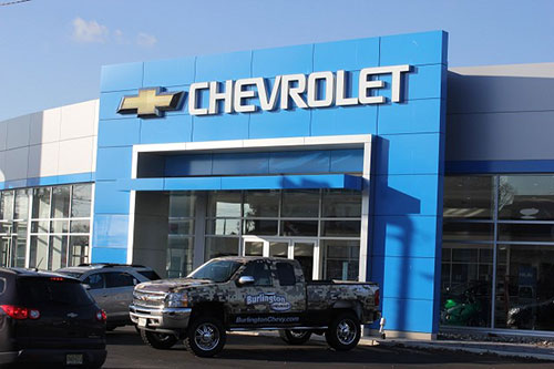 Chevy Dealer Near Willingboro NJ