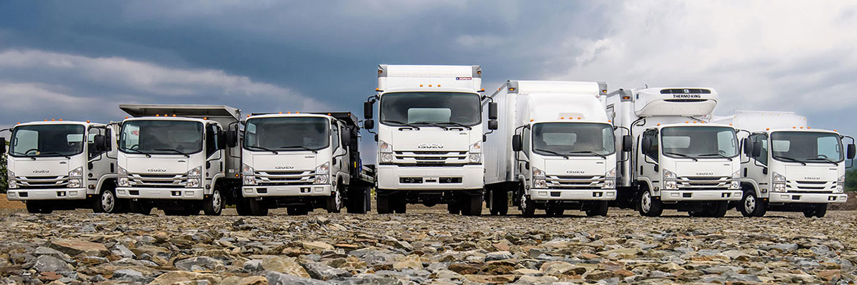 Pros and Cons of Cab Forward Trucks