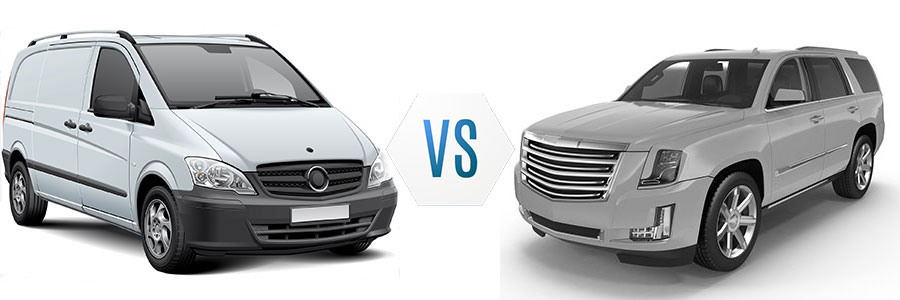 Should You Buy a Minivan or an SUV for your Family?