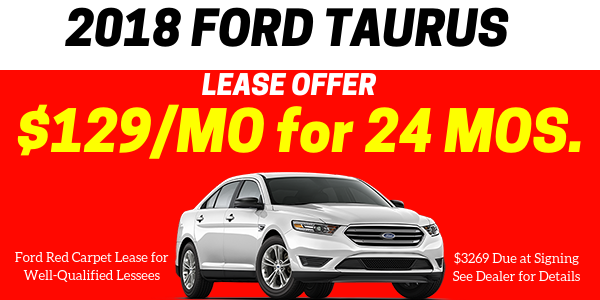 End of Year Taurus Lease Offer Offer