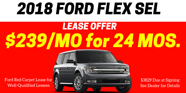 End of Year Flex Lease Offer