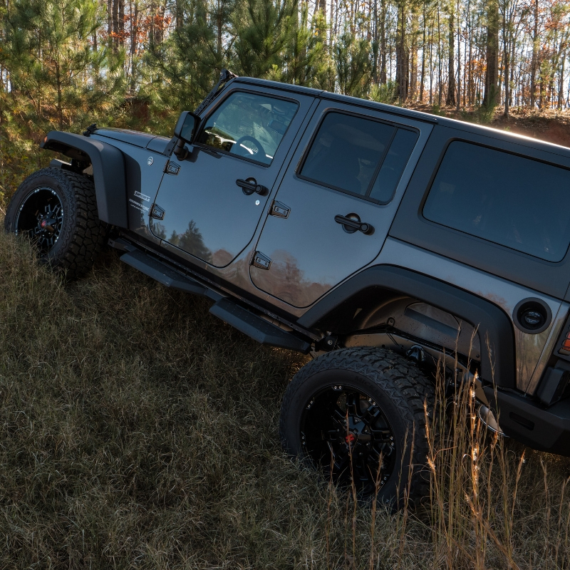 Rocky Ridge Jeep Wrangler JK