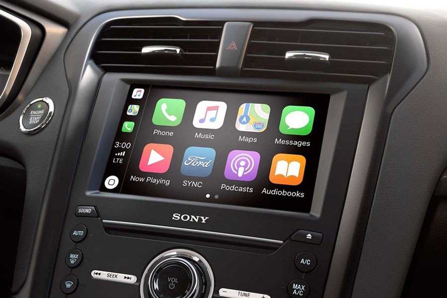 Buy or Lease Infotainment
