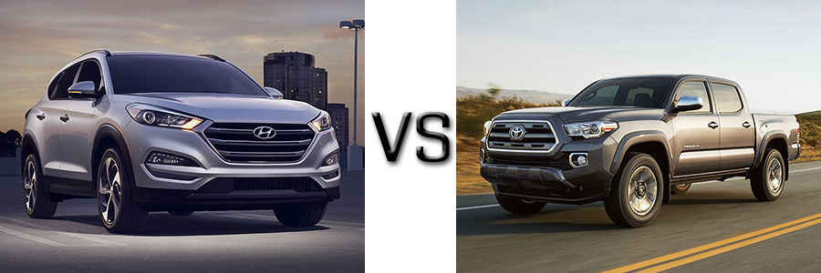 Should You Buy a Truck or an SUV?