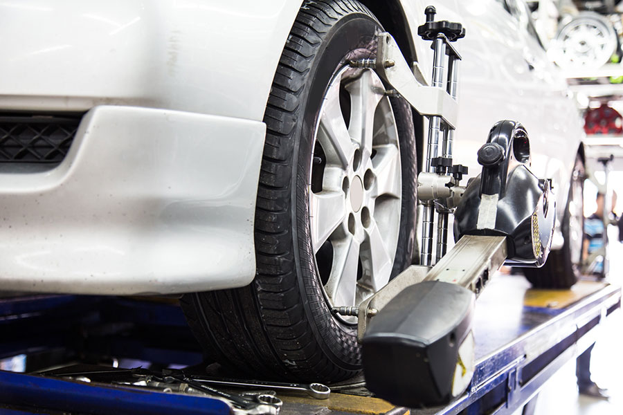 Service Center Tires